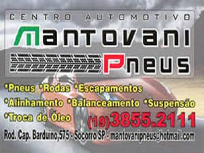 Centro Automotivo Mantovani Pneus