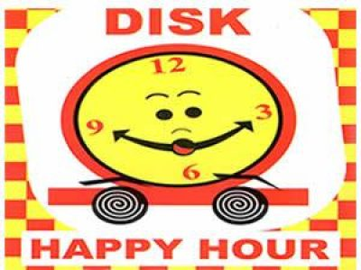 Disk Happy Hour